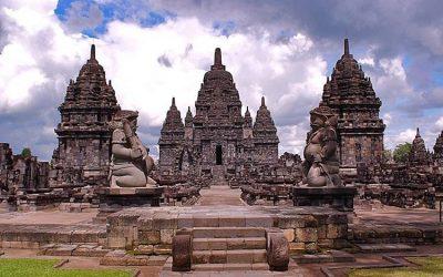 Sewu Temple Prambanan Subdistrict