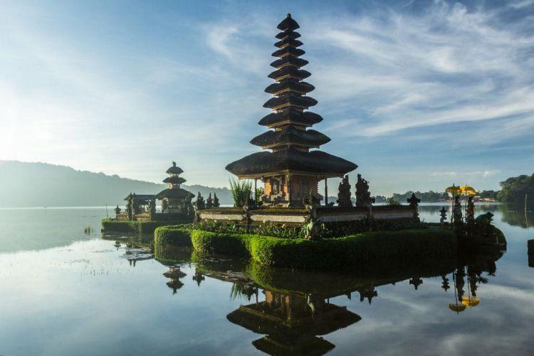Ulan Danu Temple Bali