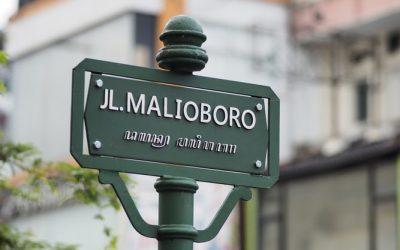 Malioboro Street, Romantic Downtown of Yogyakarta