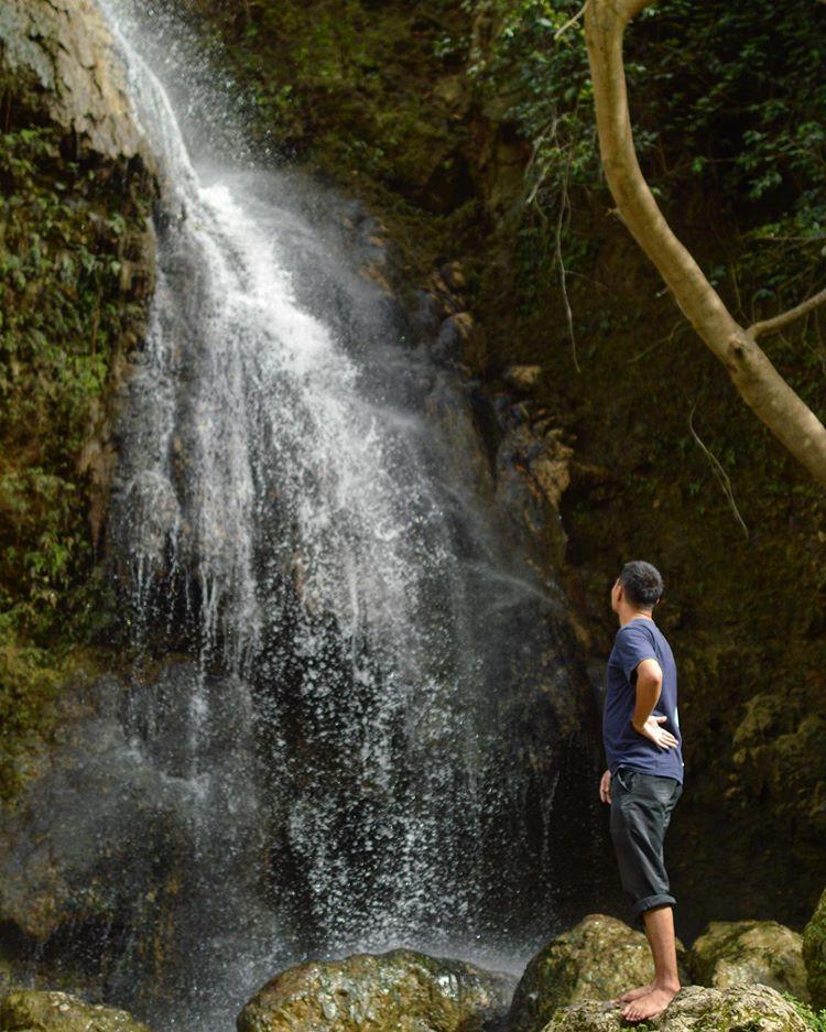 Sri Gethuk Waterfall, source : sasisaskia