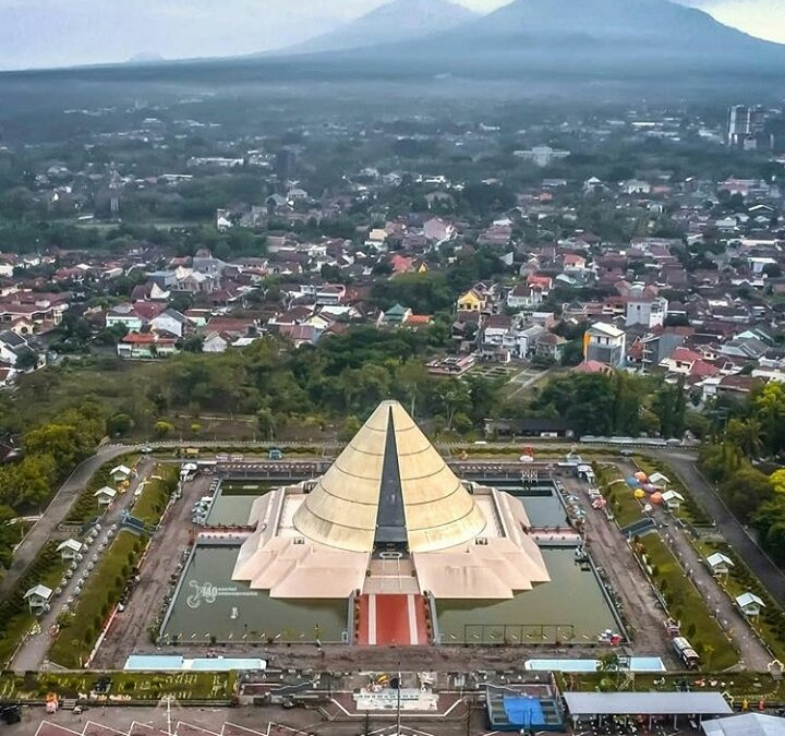 Monjali, Site of Historical Traces of Indonesian Struggle